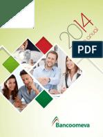 Info Anual Bancoomeva 2014 V1