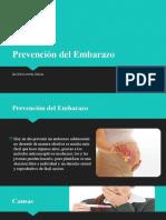 Prevención Del Embarazo