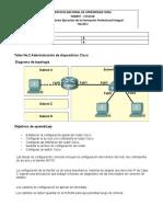 Taller 2 Administración de dispositivos Cisco (1)