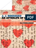 Friedlander_E_(2004)_J. J. Rousseau an Afterlife of Words