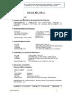 FICHA DE INFORMACION GEOGRAFICA