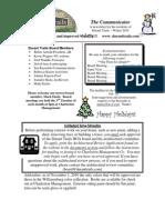 November 2010 Winter Newsletter #2
