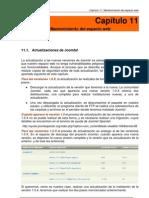 11 Joomla. Mantenimiento Del Espacio Web