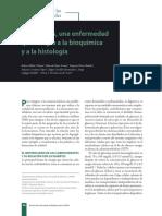 PRÁCTICA SEM 12 La diabetes, una enfermedad que integra la bioquímica con la histlogía