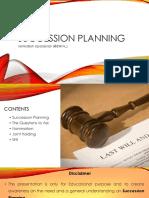 Succession Planning2019