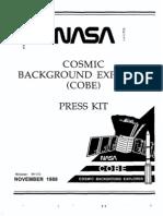 COBE Press Kit
