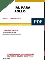 Diapositivas tutorial Plan de Negocios Inv Creativa