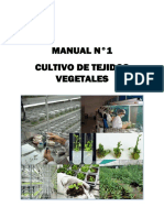 MANUAL N°1 HISTORIA, CTV Y MICROPROPAGACION
