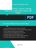 QTY8216 Air Arabia-Etihad Case_PESTEL Analysis