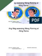 Ang Mag-asawang Mang Roming at Aling Rema.docx