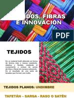 MARROQUINERIA FIBRAS Y TEJIDOS