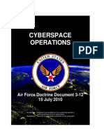 Airforce cyberwarfare