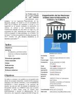 Info Sobre Unesco