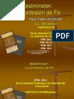CFW- Capitulo20- De la Libertad Cristianay la Libertad de Conciencia