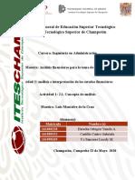 UNIDAD2-ANALISIS-FINANCIEROS-GABRIELA-CASTILLO