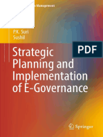 Strategic Planning and Implementation of E-Governance by P.K. Suri, Sushil (auth.) (z-lib.org).pdf