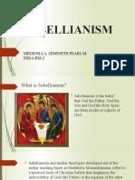 Sabellianism