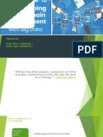 Bigdata in Supply Chain ManagementPPT- Group 16