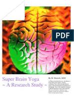 7167049 Super Brain Yoga Research Study