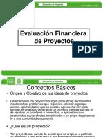 Presentación Evaluacion Financiera de Proyectos Bog