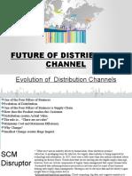 Future of distribution