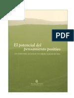 Strano, Anthony - El Potencial Del to Positivo