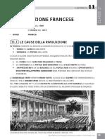 DISPENSA STORIA - LA RIVOLUZIONE FRANCESE [CON ESERCIZI]