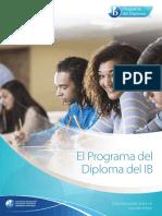 PROGRAMA DEL DIPLOMA IB