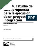 4.1 - Reto 4 - Estudio decaso - Propuestapara la ejecuciขnde un proyecto de integraciขn