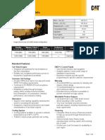 C32_910kVA_LV_Spec Sheet