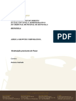 RESTITUIÇAO PROVISORIA DE POOSE