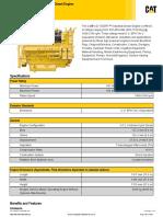 C27 Spec Sheet