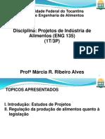 Aula 1 e 2 - Projetos de Industria de Alimentos.pdf