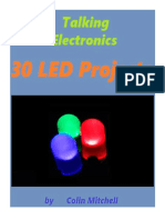 30 LED Projects