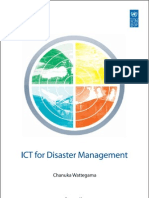ICT for Disaster Management Eprimer-dm