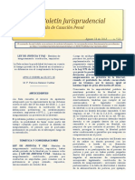 Boletin Jurisprudencial 2018-08-14(10)