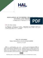 Vol 11 (2) - Cont. J. Eng. Sci 1-11