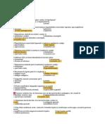 grile fiziopatologie MV