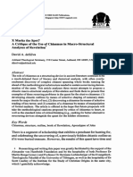 [David A. DeSilva] X Marks the Spot- A Critique of the Use of Chiasmus in Macro-Structural Analyses (artículo).pdf