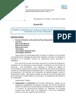 CIRCULAR N°6 - LINEAMIENTOS DE EVALUACIÓN DE EDUCACIÓN  MUSICAL -AÑO 2020