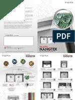 TORA Nanotek Kitchen Sink catalogue