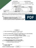 CH (III) Moification du capital (1)