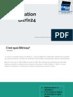 Présentation            Bitrix24