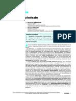 Électrochimie - Présentation générale