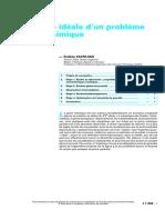 Conception idéale d'un problème de génie chimique.pdf