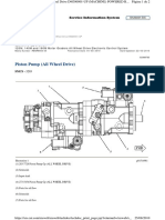 Piston Pump (All Wheel Drive)