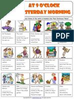 past continuous tense picture exercises worksheet.pdf
