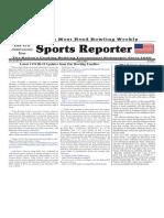 June 4, 2020  Sports Reporter