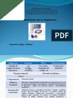 PRESENTACIÓN DE LA UNIDAD I DE ANÁLISIS DE DATOS EDUCATIVOS