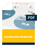 Bangladesh News Flash - 290520